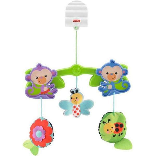 Игрушка для малышей Fisher-Price  Подвеска с мини игрушками BHW59