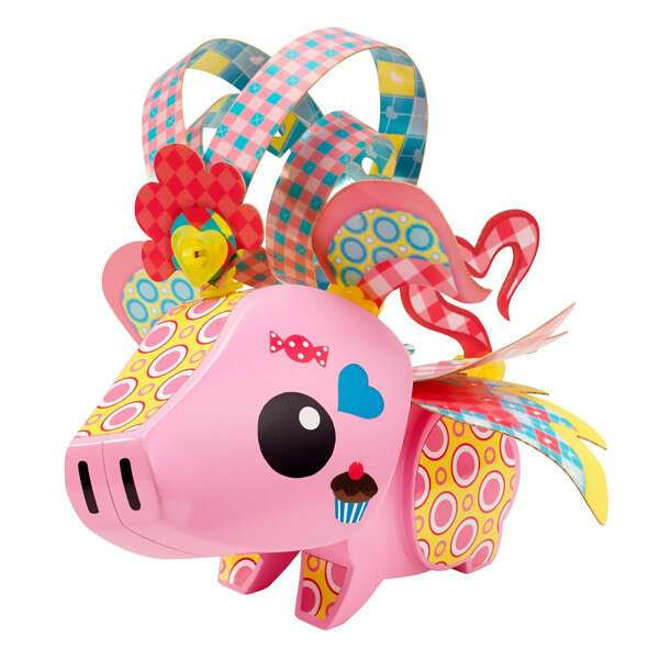 Детская игрушка AmiGami Поросенок (CJJ44)