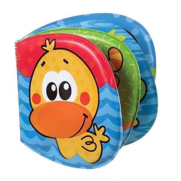 Книжка-пищалка для ванны Playgro