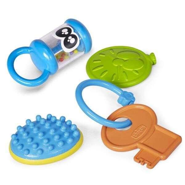 Игровой подарочный набор Baby senses Chicco 3м+