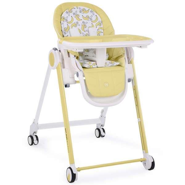 Стул для кормления Happy Baby BERNY (Yellow)
