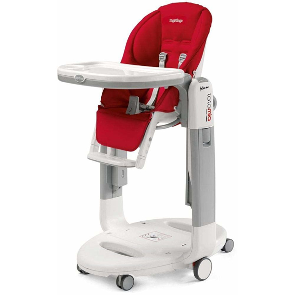 Стульчик Peg Perego Tatamia Follow Me Fragola