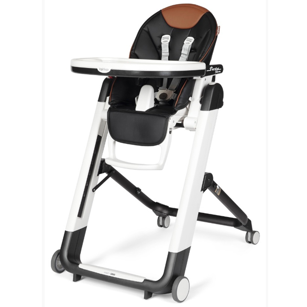 Стульчик Peg Perego Siesta Follow Me Ebony