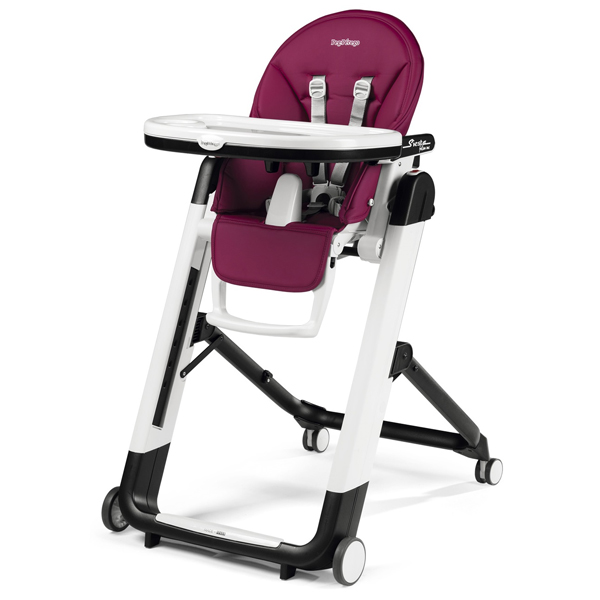 Стульчик Peg Perego Siesta Follow Me Berry