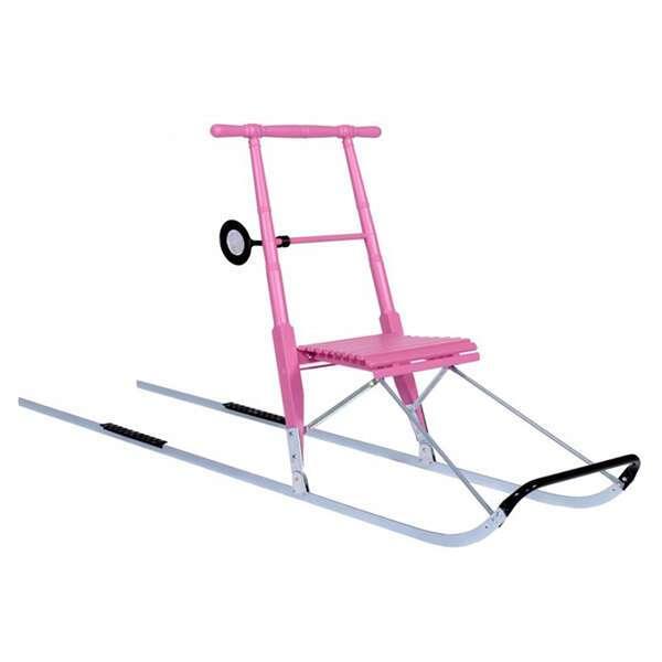 Финские сани детские Esla T2 Pink (3251874)
