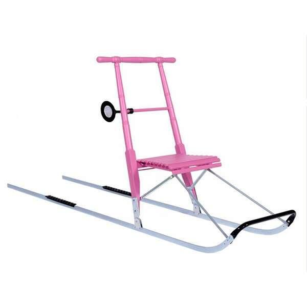 Финские сани детские Esla T6 Pink (3251883)