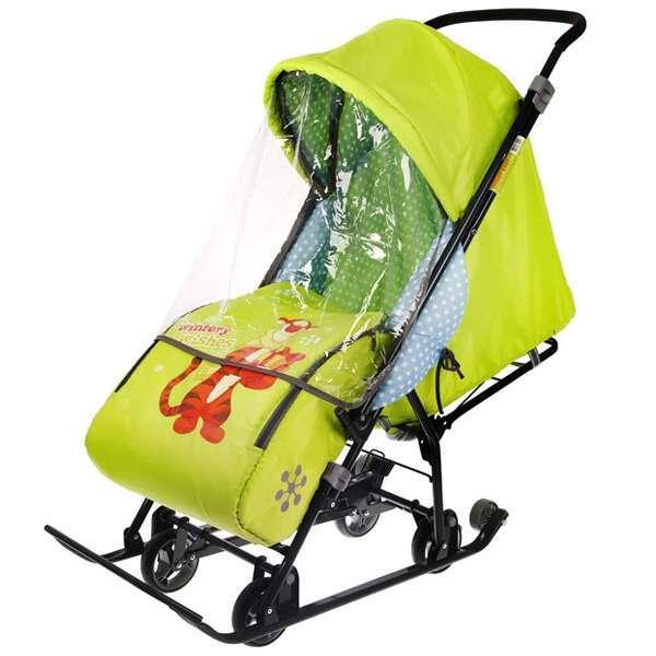 Санки-коляска Nika kids Disney-baby 1. Тигруля (3821124)