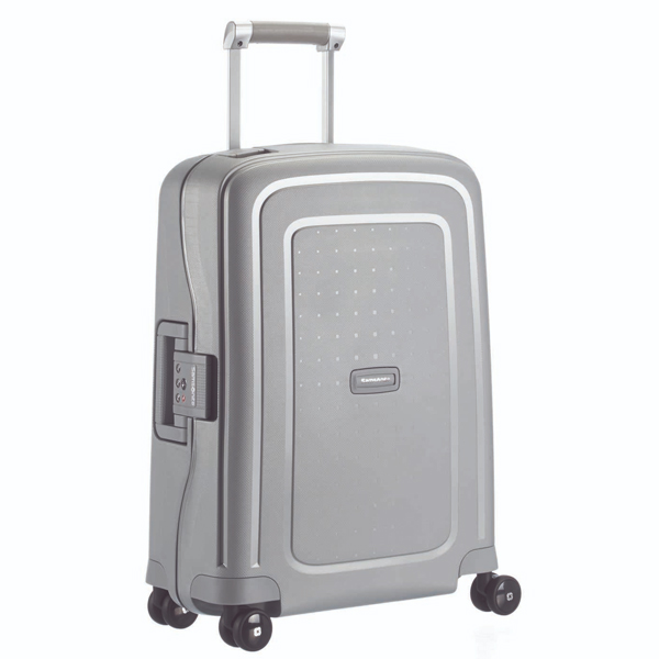 Чемодан Samsonite S'cure 34 л серый (49539/1041)