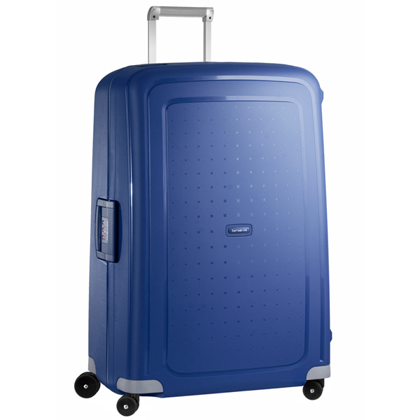 Чемодан Samsonite S'cure 79 л синий (49307/1041)
