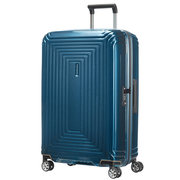 Чемодан Samsonite Neopulse 74 л синий металик (65753/1541)