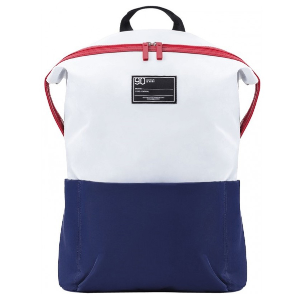 Рюкзак для ноутбука Xiaomi 90 Points Lecturer Leisure Backpack White
