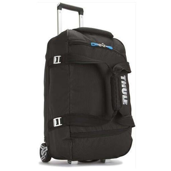 Дорожная сумка Thule Crossover Rolling Duffel 56L  Black (TCRD-1)