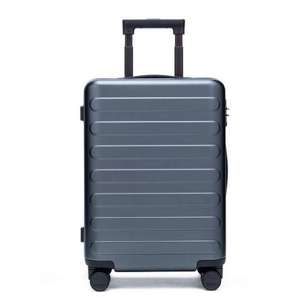 "Чемодан Xiaomi 90 Points Seven Bar Suitcase 24"" Темно-серый"