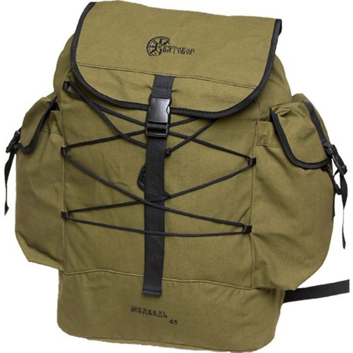 Рюкзак «Медведь», объём 45 л