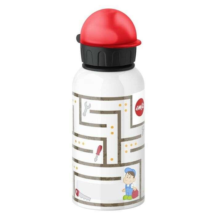Фляжка питьевая детская Emsa Лабиринт-мальчик Kids Flasks (514394)
