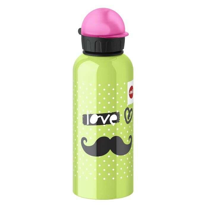 Фляжка питьевая детская Emsa Усы Teens Flasks (514413)