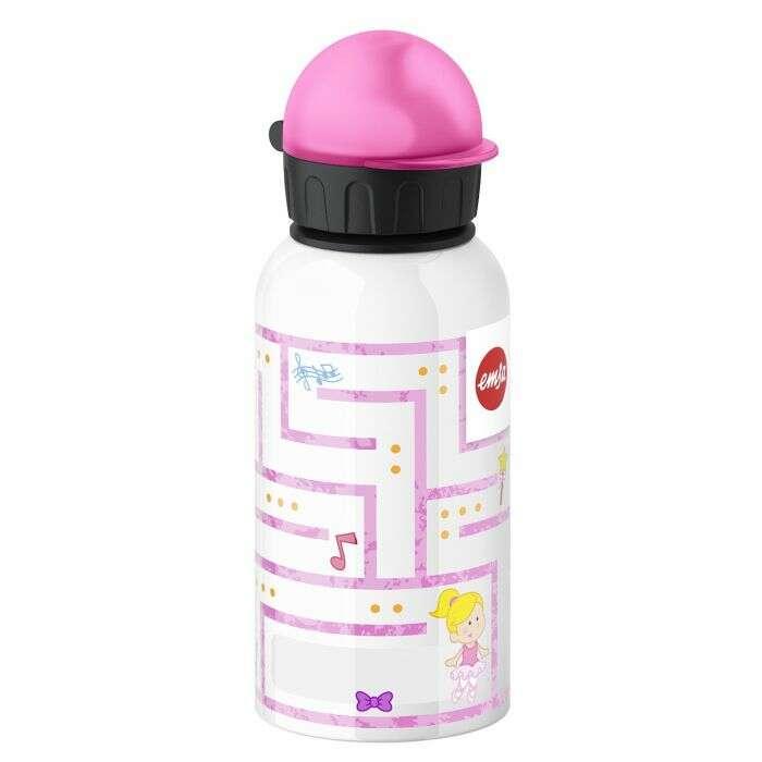 Фляжка питьевая детская Emsa Лабиринт-девочка Kids Flasks (514395)