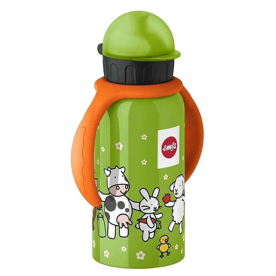 Фляжка питьевая детская Emsa Веселая ферма Kids Flasks (514415)
