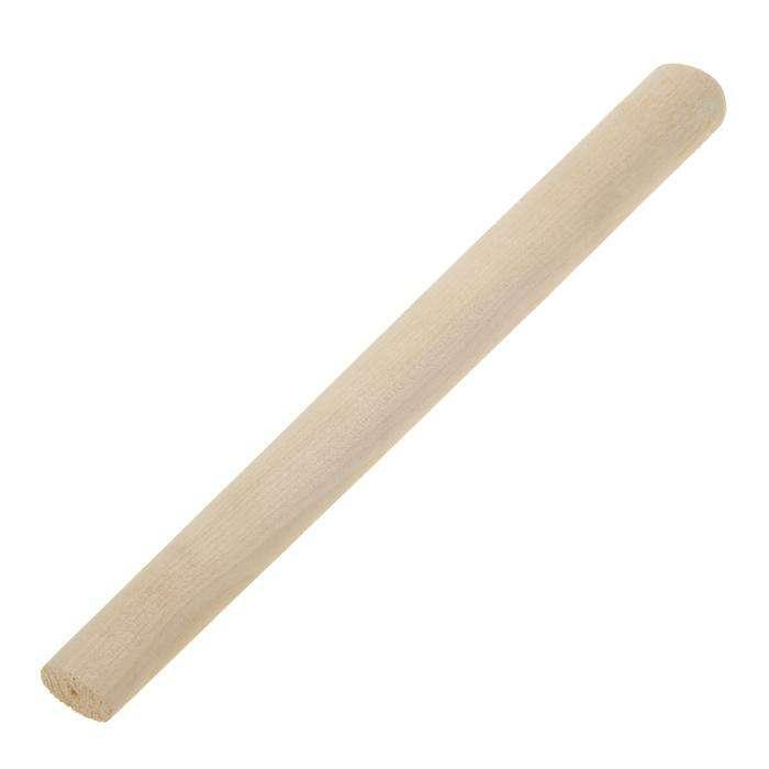 Рукоятка для молотка, 320 мм, из березы, шлифованная