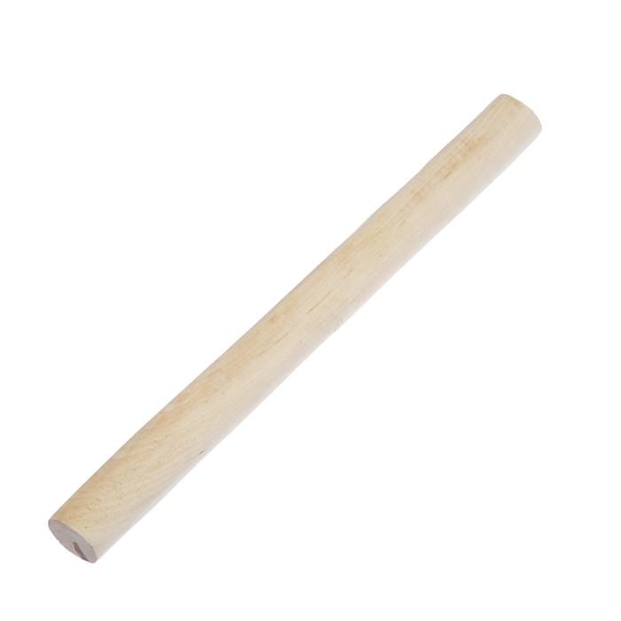 Рукоятка для молотка средняя LOM, из березы, 360 мм, высший сорт, шлифованная