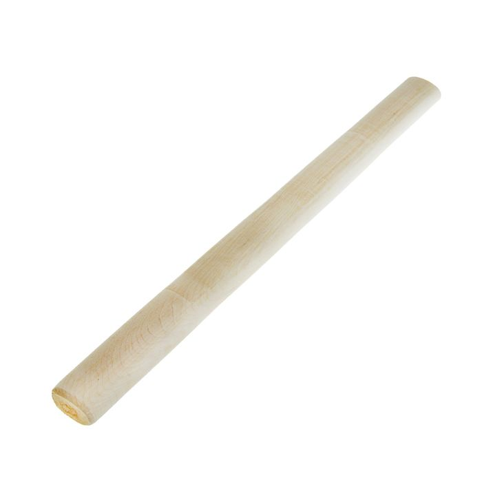 Рукоятка для молотков деревянная, 400 мм