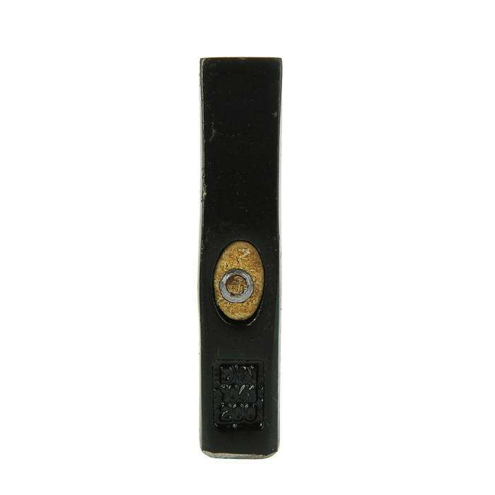 Молоток TUNDRA basic, 200 г, деревянная рукоятка, круглый металлический клин