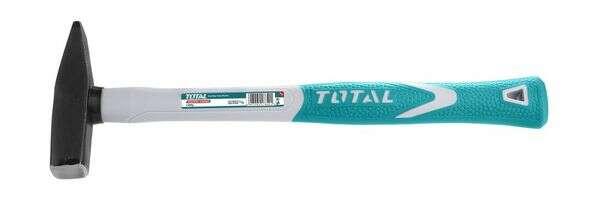 Молоток с гвоздодером Total THT713006