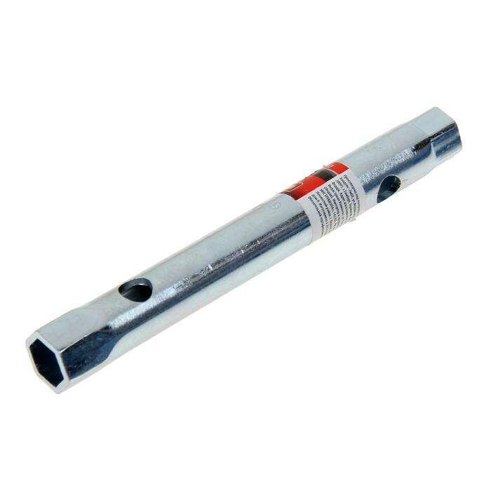Ключ-трубка MATRIX, торцевой 10 х 12 мм, оцинкованный
