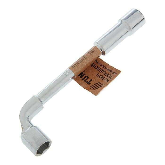 Ключ торцевой TUNDRA comfort, 14 мм