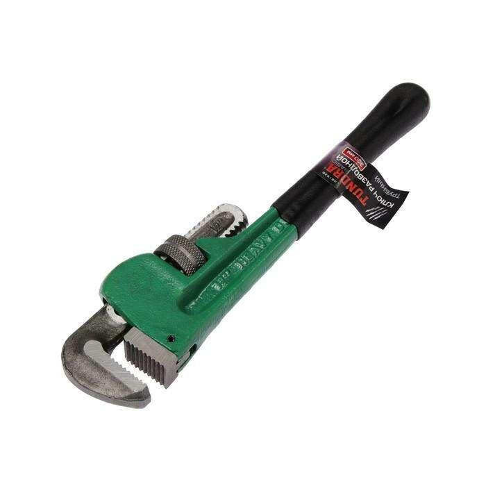 """Ключ трубный TUNDRA, тип """"Stillson"""", раскрытие до 45 мм, 300 мм"""
