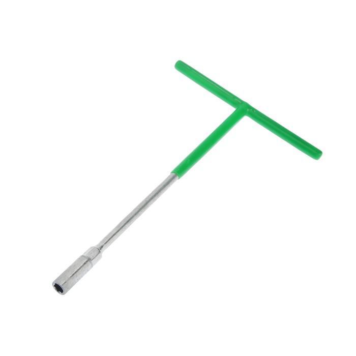Ключ торцевой TUNDRA basic, Т-образный, 9 мм, длина 300 мм