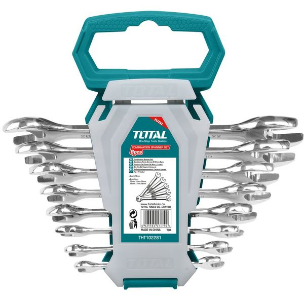 Набор ключей Total THT102386