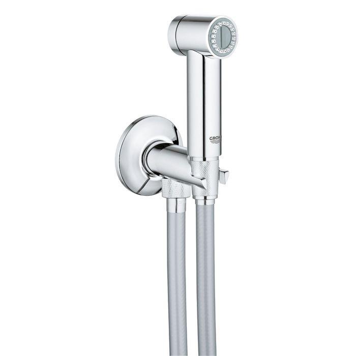 Гигиенический душ GROHE Sena, душевой шланг Silverflex 1000 мм