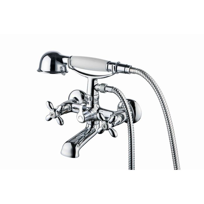 Смеситель для ванны IDDIS Jeals, JEASB02i02, двухвентильный