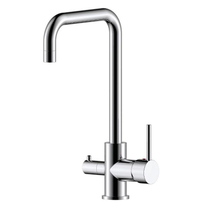 Смеситель для кухни с подключением к фильтру с питьевой водой Rossinka Z35-29