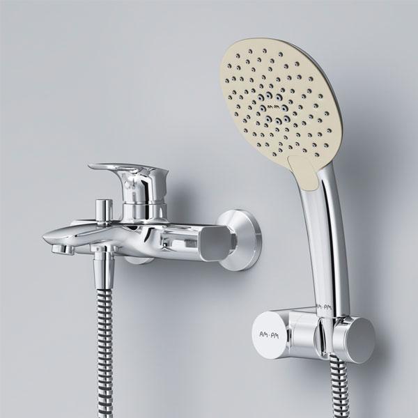 Смеситель для ванны с душем AM.PM Spirit V2.1 F71A10000