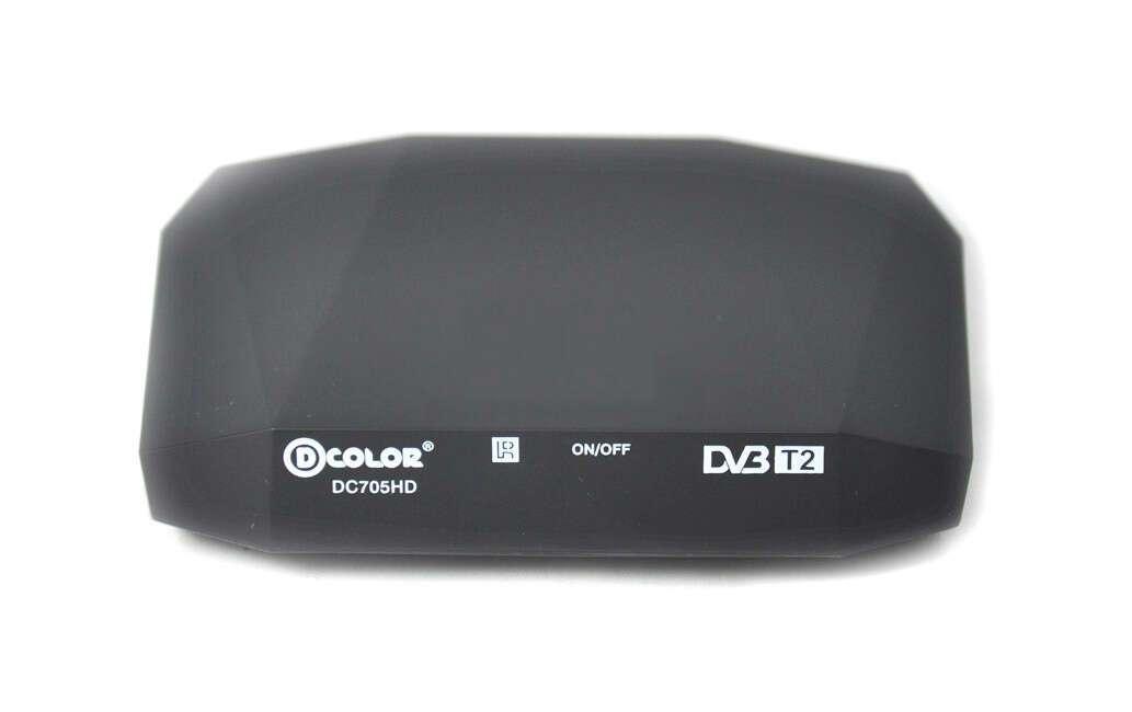 Приемник D-Color DC705HD