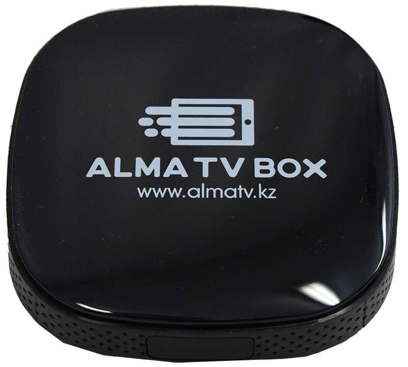 Цифровая абонентская приставка Alma TV BOX IP STB