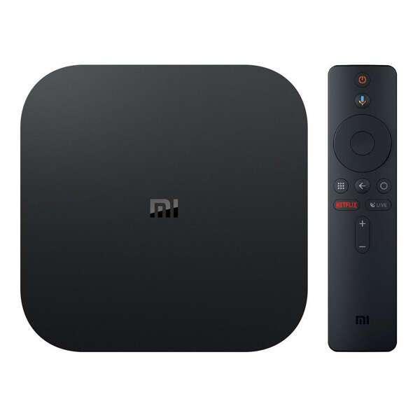 Приставка для телевизора Xiaomi Mi TV Box S