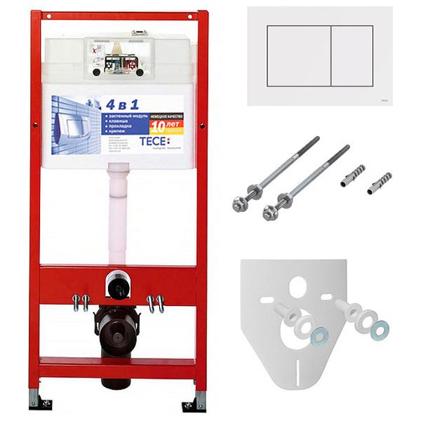 Модуль для установки унитаза Tece K400400