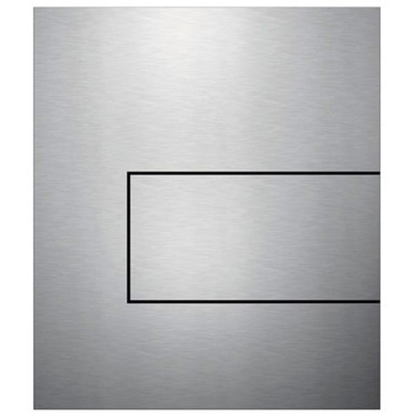 Панель смыва Tece Square, нержавеющая сталь, сатин (9242810)