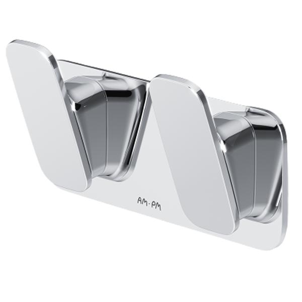 Двойной крючок для полотенец AM.PM Inspire 2.0 (A50A35600)