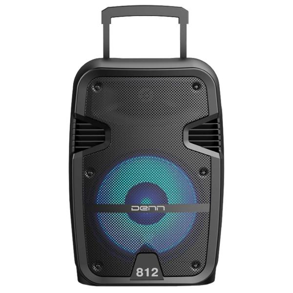 Портативная акустическая система Denn DBS812