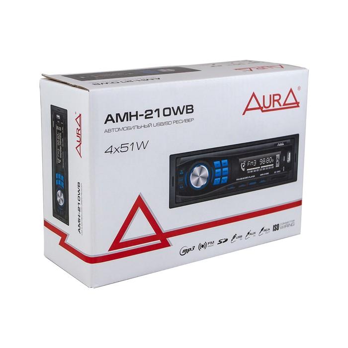 Автомагнитола Aura AMH-210WB