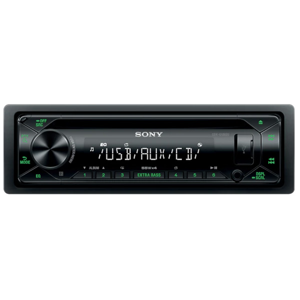 Автомагнитола Sony DX-G1302U/Q
