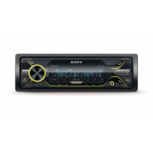 Автомагнитола Sony DSXA416BT.EUR