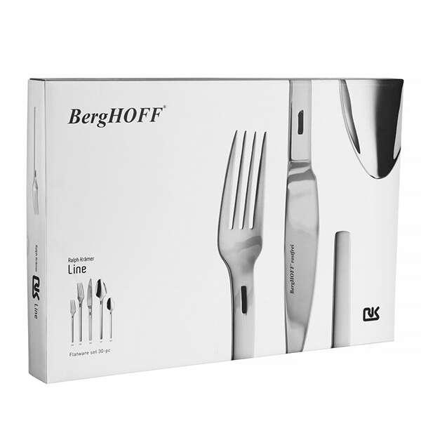 Набор столовых приборов BergHOFF Line 30 пр. 1230501