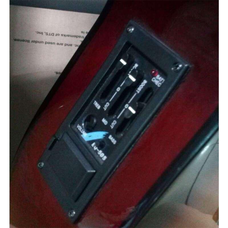 Гитара струнная Cortland MJM204C3E