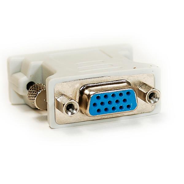 Переходник PowerPlant VGA F-DVI (24+5) pin (KD00AS1282)
