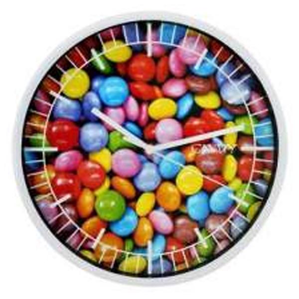 Часы настенные Toro круглые 25,5cm (267050)